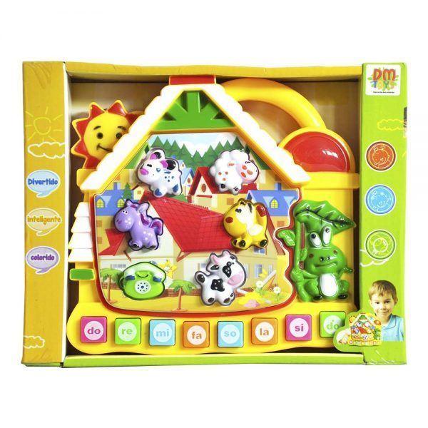 Imagem de Casinha Educativa - DM Toys