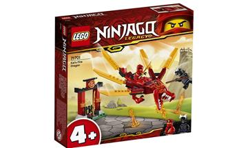 Imagem de Lego Ninjago - Dragão de Fogo do Kai