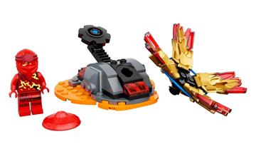 Imagem de Lego Ninjago - Rajada de Spinjitzu Kai