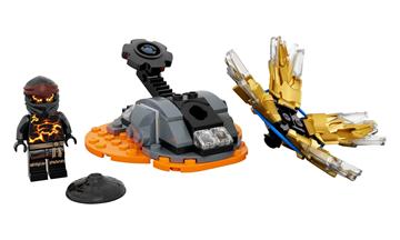 Imagem de Lego Ninjago - Rajada de Spinjitzu Cole