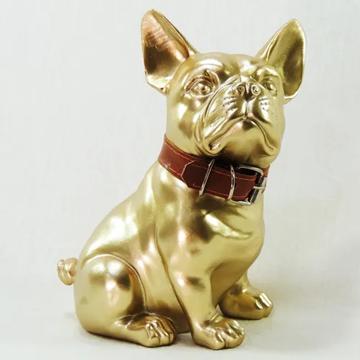 Imagem de Cofre Cachorro Bulldog - 16cm