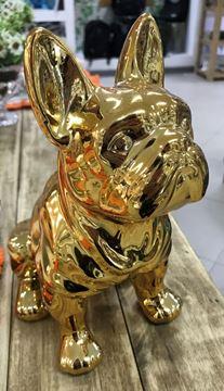 Imagem de Cofre Bulldog Francês - 22cm