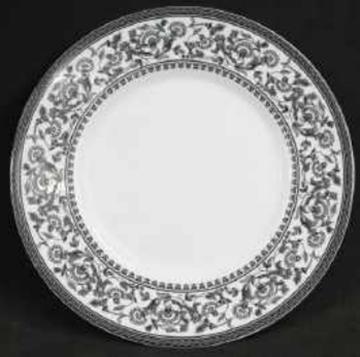 Imagem de Prato para Sobremesa de Vidro Decorado - 20cm