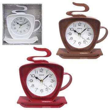 Imagem de Relógio de Parede Xícara de Café 26cm - Yin's