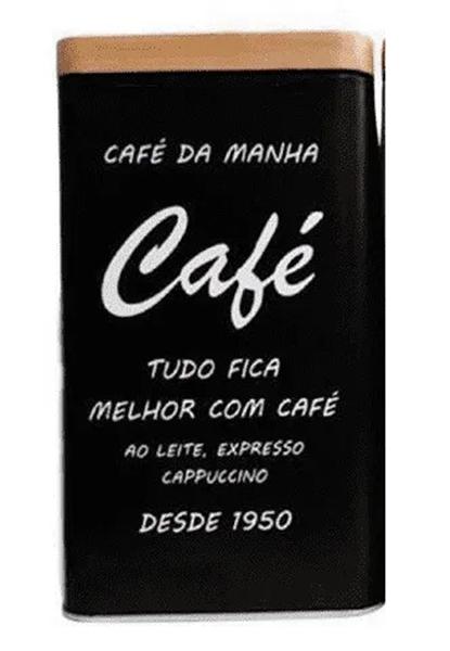 Imagem de Pote de Metal - Café
