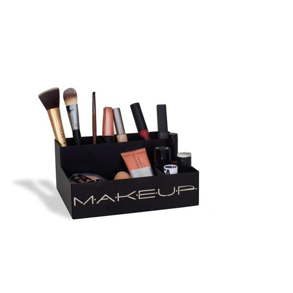 Imagem de Organizador Porta Maquiagem Makeup - Geguton