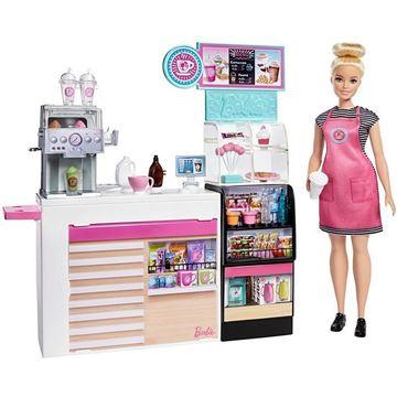 Imagem de Barbie Cafeteria - Mattel