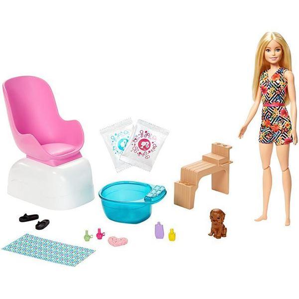Imagem de Barbie Spa Manicure - Mattel