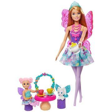 Imagem de Barbie Dreamtopia Festa do Chá - Mattel