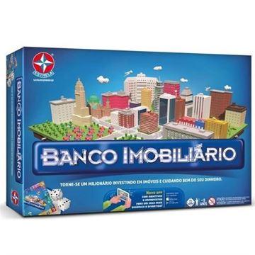 Imagem de Banco Imobiliário App - Estrela - Oferta Exclusiva Site