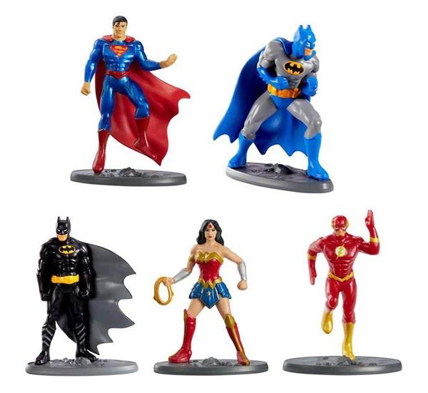 Imagem de Boneco Mini Figuras 5cm - Modelos Sortidos - Mattel
