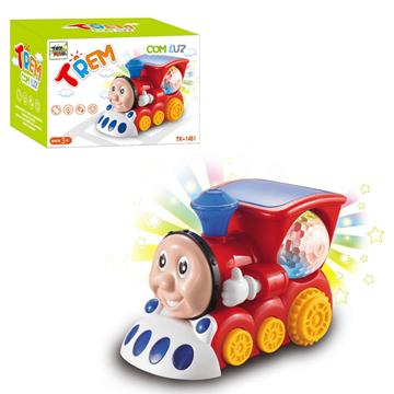 Imagem de Trem Bate e Volta com Som e Luz - Toy King
