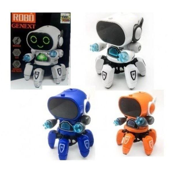 Imagem de Robô Aranha - Toy King