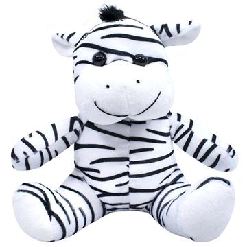 Imagem de Zebra de Pelúcia - Fofy Toys