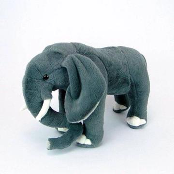 Imagem de Elefante de Pelúcia - Fofy Toys