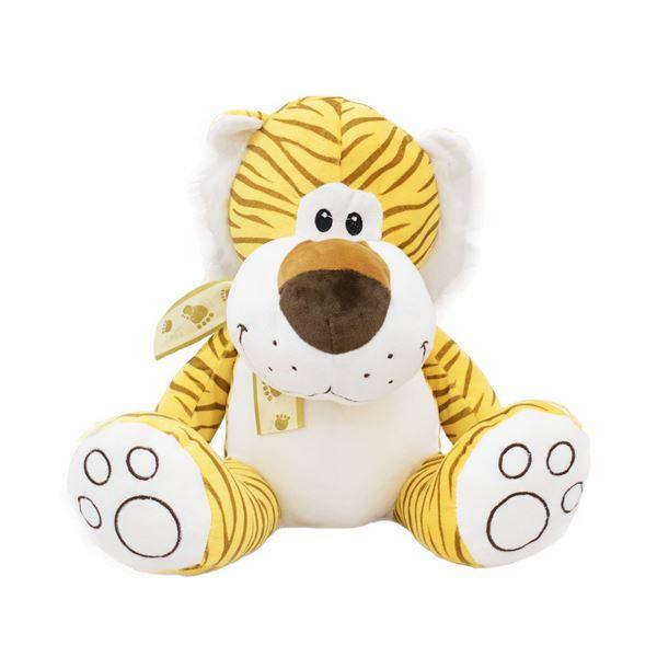 Imagem de Tigre de Pelúcia 33cm - Fofy Toys