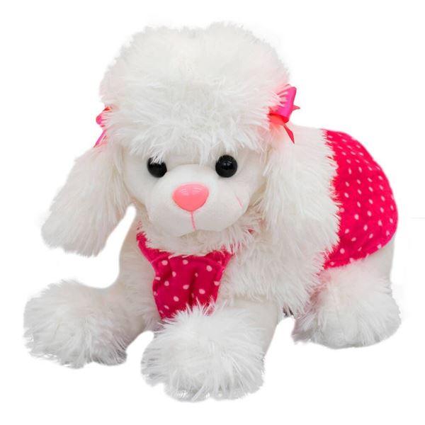 Imagem de Cachorro Poodle de Pelúcia - Fofy Toys