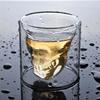 Imagem de Jogo de Copos Skull 154ml - 2 Peças - Lyor
