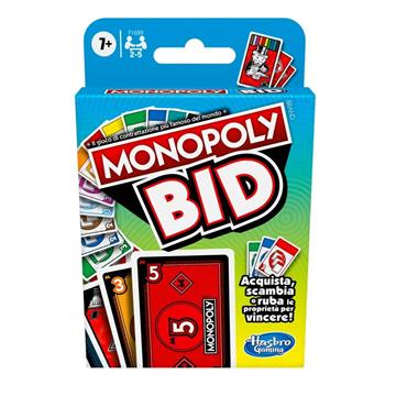 Imagem de Monopoly Bid - Hasbro
