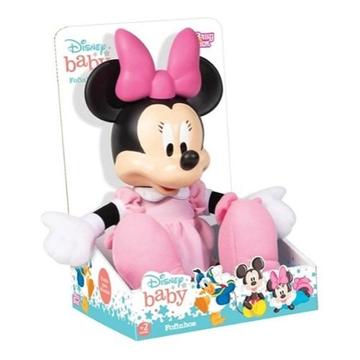 Imagem de Minnie Baby 35cm - Baby Brink
