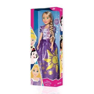 Imagem de Boneca Rapunzel 55cm - Baby Brink