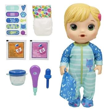 Imagem de Baby Alive - Aprendendo a Cuidar - Hasbro
