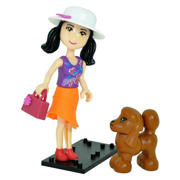 Imagem de Boneca Maletinha - DM Toys