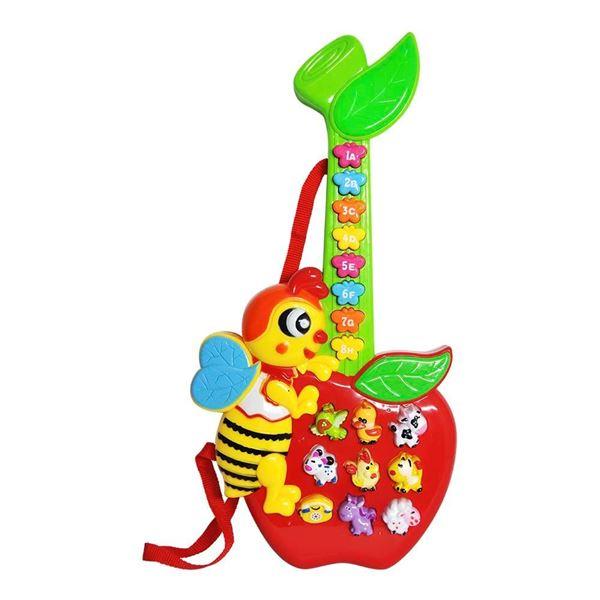 Imagem de Guitarrinha Abelha - DM Toys