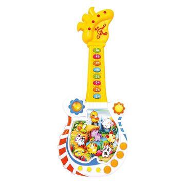 Imagem de Guitarrinha Paradise - DM Toys