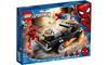 Imagem de LEGO Super Heroes Marvel - Homem Aranha e Motoqueiro Fantasma vs. Carnificina