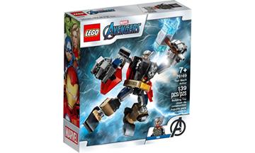 Imagem de LEGO Super Heroes Marvel - Armadura Robô do Thor