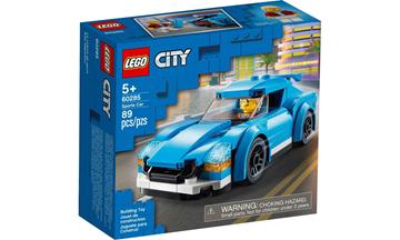 Imagem de LEGO City - Carro Esportivo