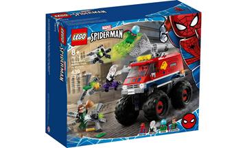 Imagem de LEGO Super Heroes Marvel - O Monster Truck do Homem-Aranha vs. Mysterio