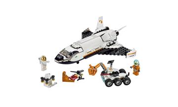 Imagem de LEGO City - Ônibus de Pesquisa em Marte