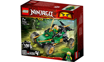 Imagem de LEGO Ninjago - Invasor da Selva