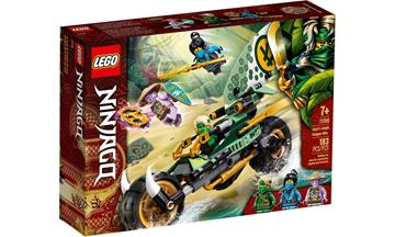 Imagem de LEGO Ninjago - Chopper da Selva de Lloyd