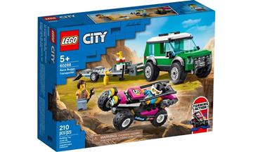 Imagem de LEGO City - Transportador de Buggy de Corrida