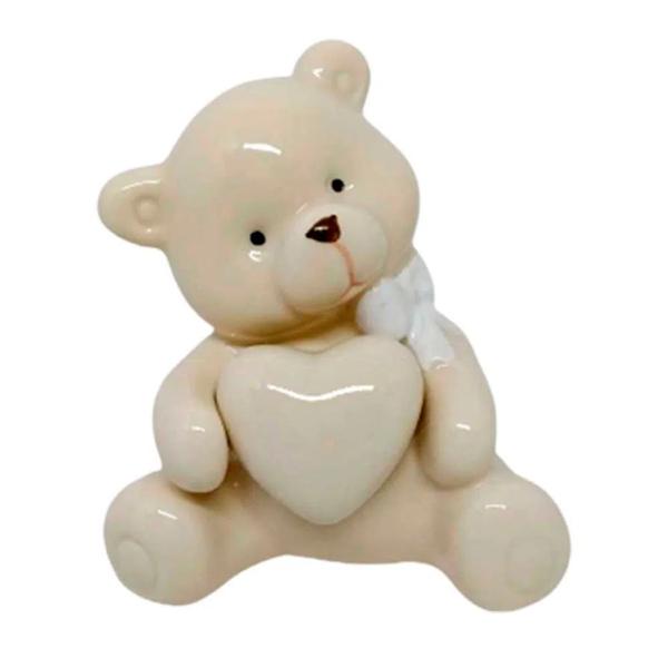 Imagem de Urso de Porcelana - 8cm