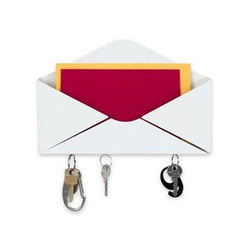 Imagem de Porta Chaves e Cartas Envelope - Geguton