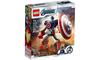 Imagem de LEGO Super Heroes Marvel - Armadura Robô do Capitão América