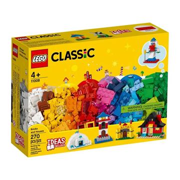 Imagem de LEGO Classic - Blocos e Casas