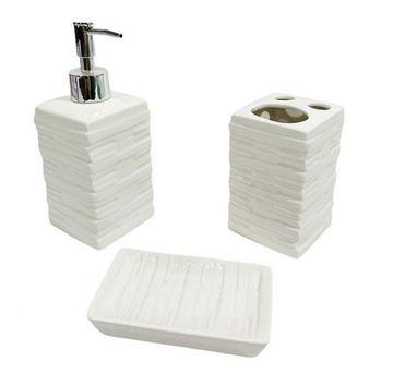 Imagem de Jogo de Banheiro 3 Peças - Wincy Casa