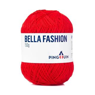 Imagem de Linha Pingouin Bella Fashion 150g - 0314 Tomate