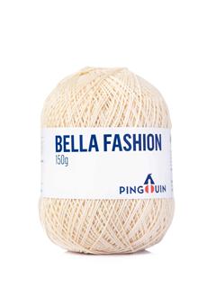 Imagem de Linha Pingouin Bella Fashion 150g - 0004 Cru