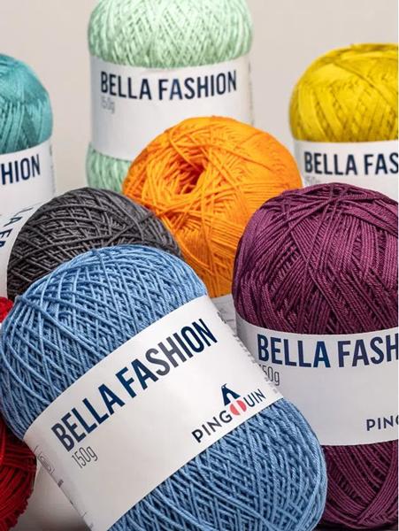 Imagem de Linha Pingouin Bella Fashion 150g
