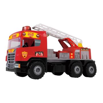Imagem de Caminhão Super Bombeiro com Capacete - Magic Toys