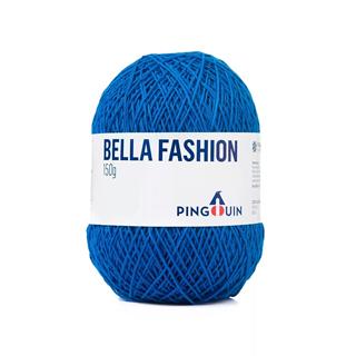 Imagem de Linha Pingouin Bella Fashion 150g - 4579 Azul Bic