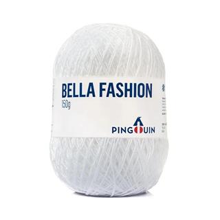 Imagem de Linha Pingouin Bella Fashion 150g - 0002 Branco