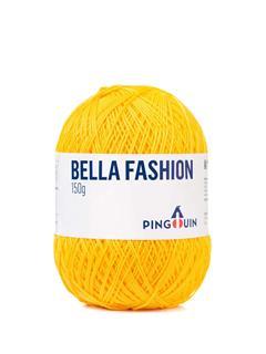 Imagem de Linha Pingouin Bella Fashion 150g - 0204 Amarelo Ipe