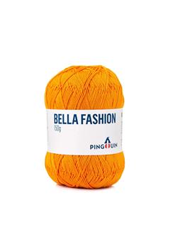 Imagem de Linha Pingouin Bella Fashion 150g - 0210 Mandarim